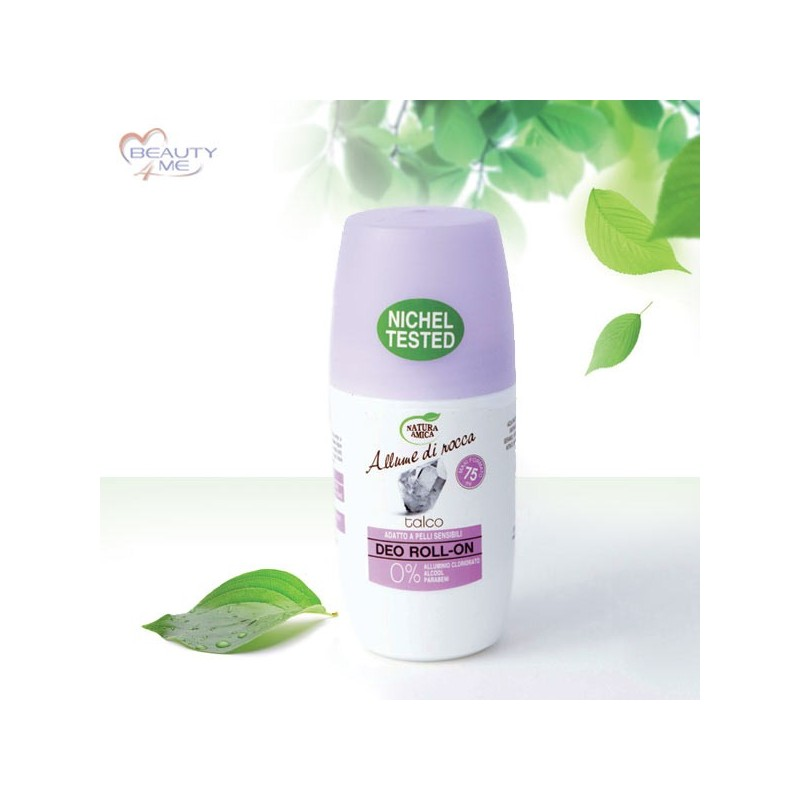 Deo roll-on talco 75 ml
