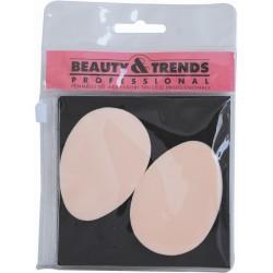 Spugnetta ovale Beauty & Trend's 1