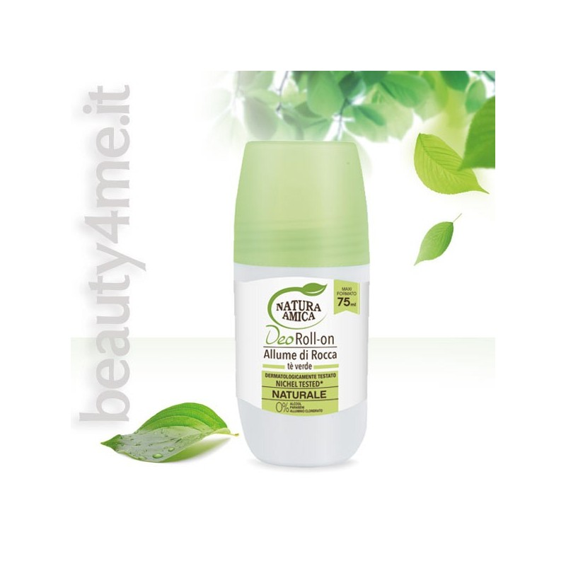 Deo roll-on te verde75 ml Natura Amica