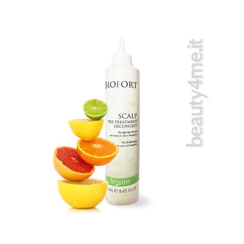 Biofort Scalp Pre treatment Decongest 250 ml.