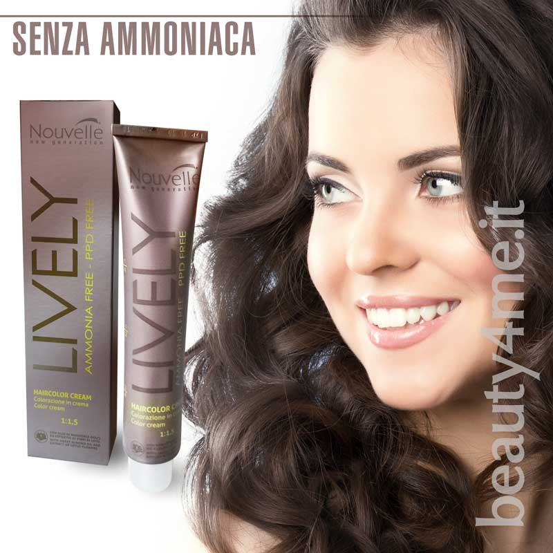 Beauty4me Colore Castano Scuro 3 Nouvelle Lively