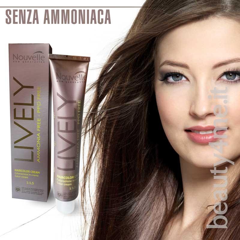 Beauty4me Colore Castano Chiaro 5.4 Nouvelle Lively