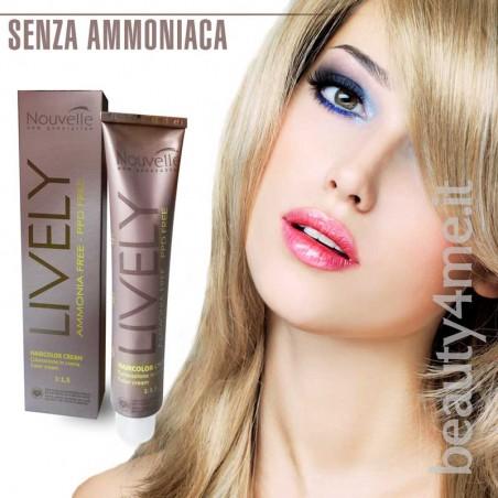 Beauty4me Colore Biondo Chiarissimo 9 Nouvelle Lively