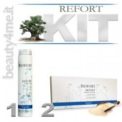 beauty4me biofort refort kit anti diradamento anticaduta