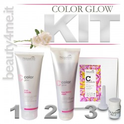 beauty4me nouvelle color glow kit biondi