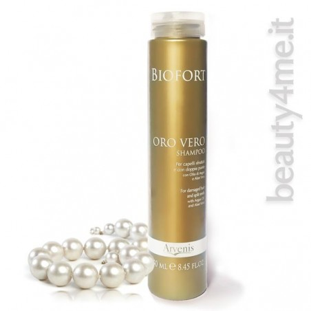 beauty4me biofort oro vero shampoo 250ml