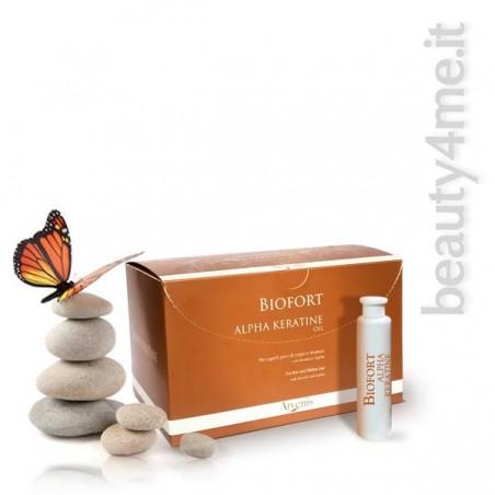 beauty4me biofort alpha keratine oil fiale