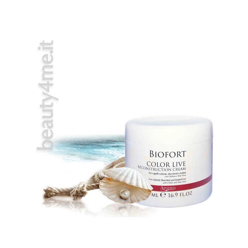 beauty4me biofort color live cream 500ml