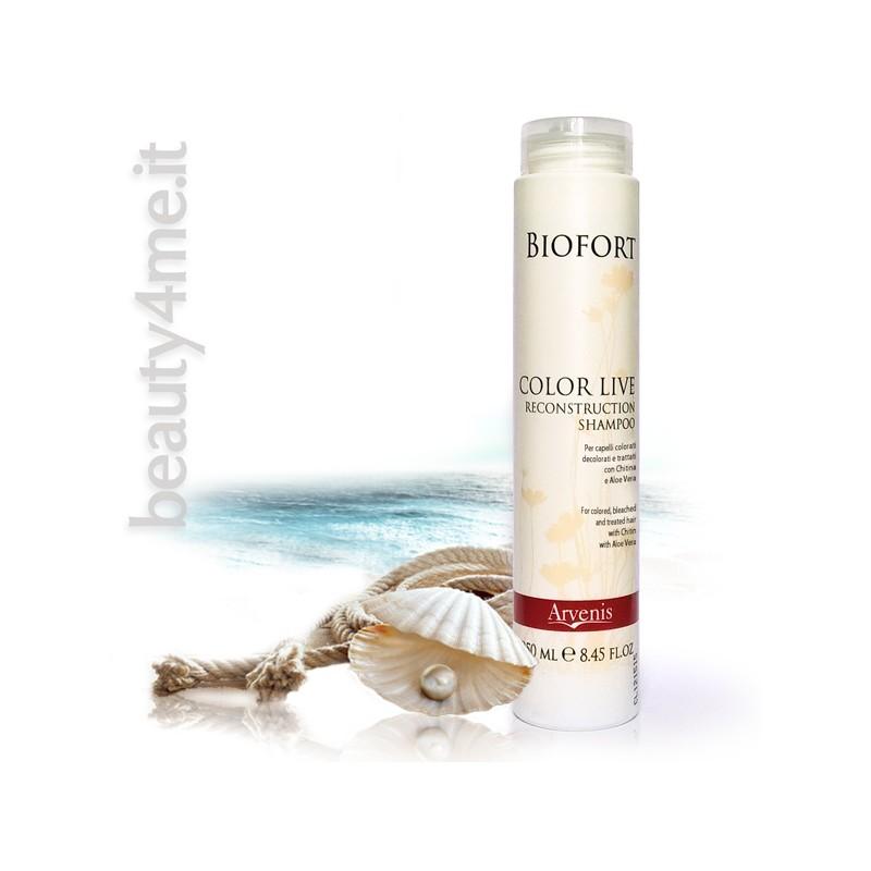 beauty4me biofort color live shampoo 250ml