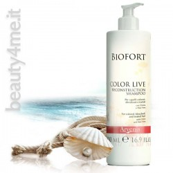 beauty4me biofort color live shampoo 500ml