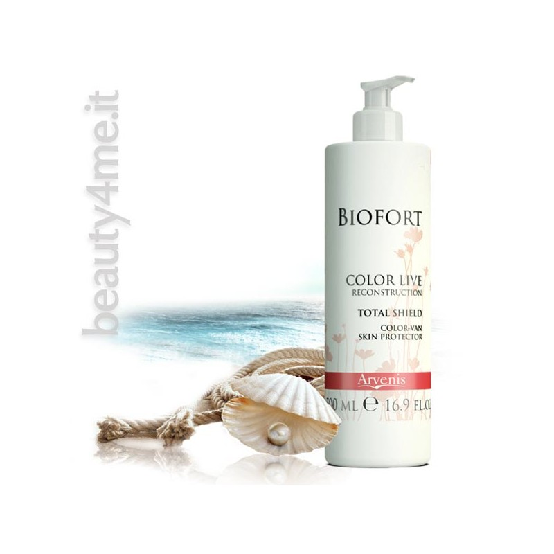 beauty4me biofort color live total shield 500ml