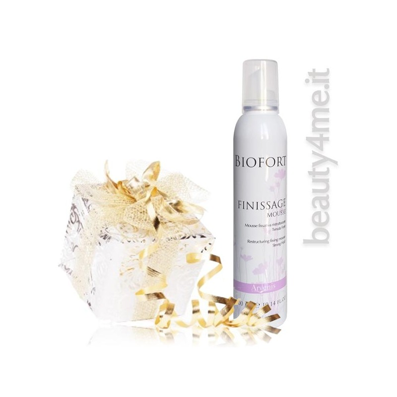 beauty4me biofort finissage mousse