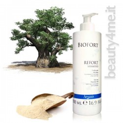 beauty4me biofort refort shampoo anticaduta 500ml