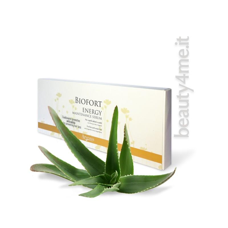 beauty4me biofort energy maintenance serum fiale anticaduta