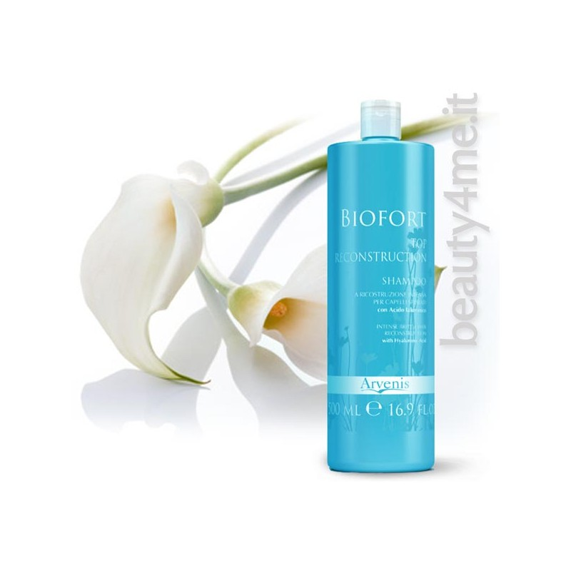 beauty4me biofort top reconstruction shampoo 500ml