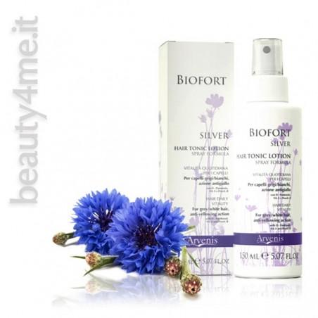 beauty4me biofort silver hair tonic lotion 150ml