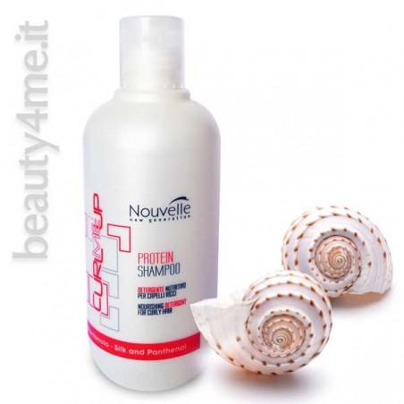 beauty4me nouvelle curlme up protein shampoo 250ml