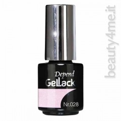 beauty4me Depend GelLack colore 028 smalto semipermanente
