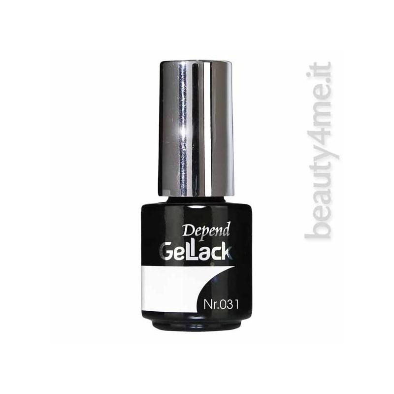 beauty4me Depend GelLack colore 031 smalto semipermanente