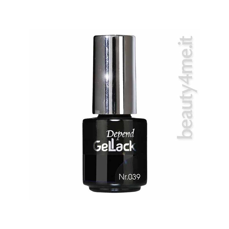 beauty4me Depend GelLack colore G039 smalto semipermanente