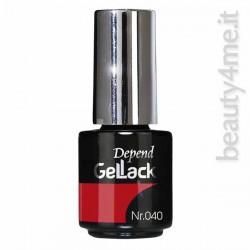 beauty4me Depend GelLack colore G040 smalto semipermanente