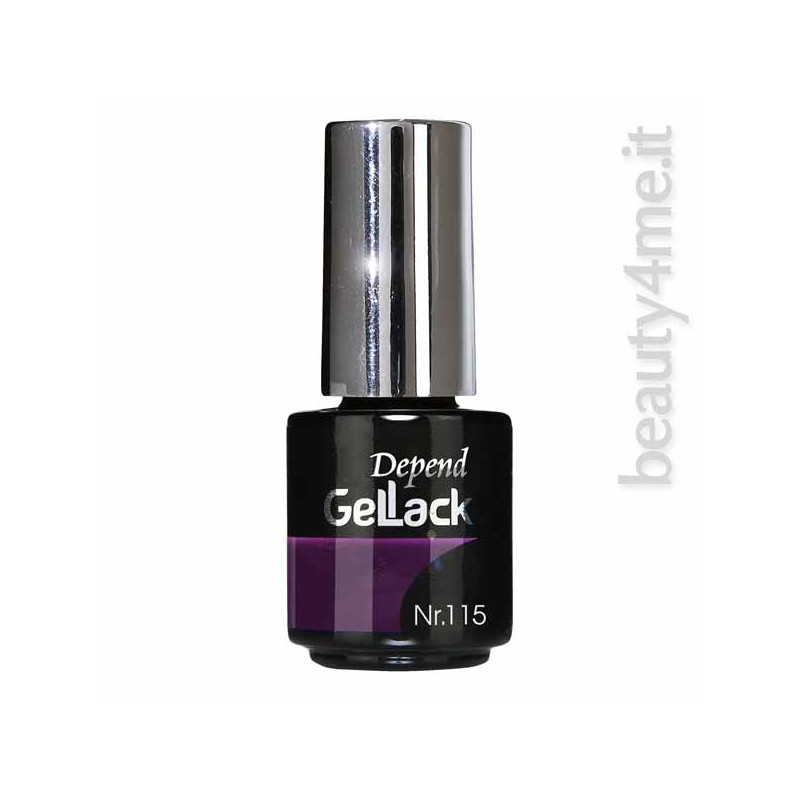 beauty4me Depend GelLack colore G115 smalto semipermanente