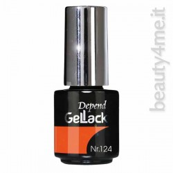 beauty4me Depend GelLack colore 124 smalto semipermanente