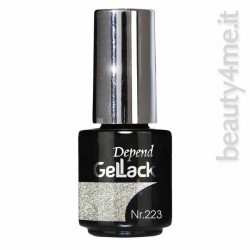 beauty4me Depend GelLack colore G223 smalto semipermanente