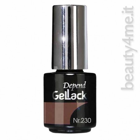 beauty4me Depend GelLack colore G230 smalto semipermanente
