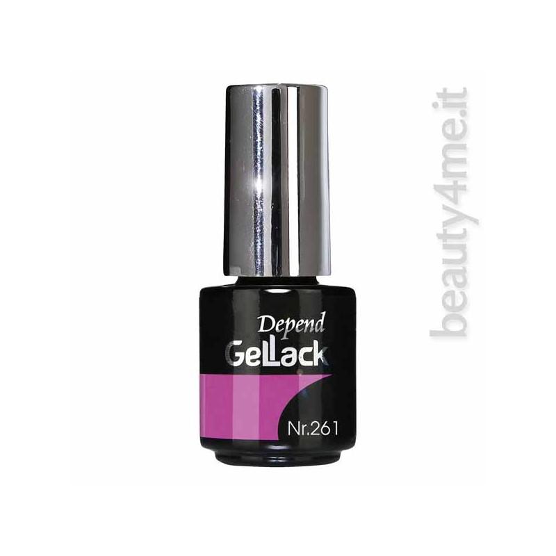 beauty4me Depend GelLack colore G261 smalto semipermanente