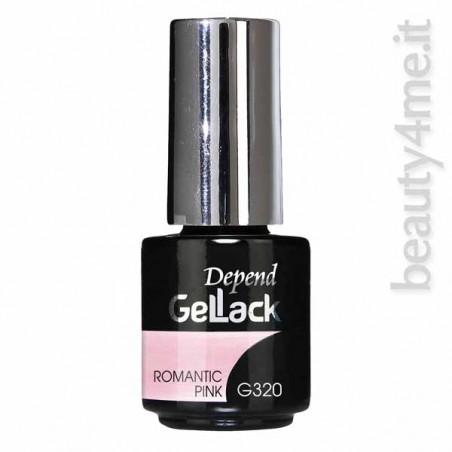 beauty4me Depend GelLack colore G320 smalto semipermanente
