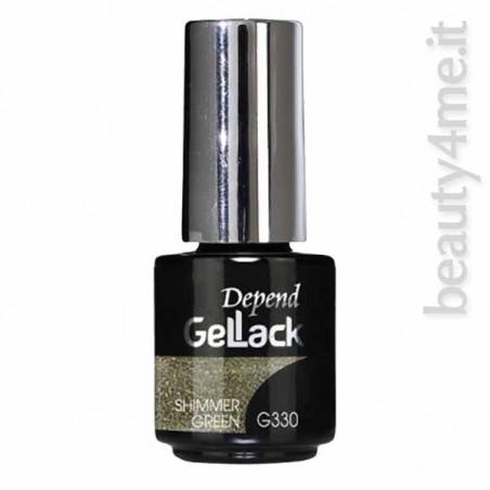 beauty4me Depend GelLack colore G330 smalto semipermanente