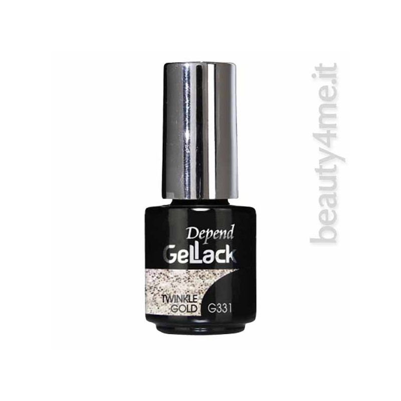 beauty4me Depend GelLack colore G331 smalto semipermanente