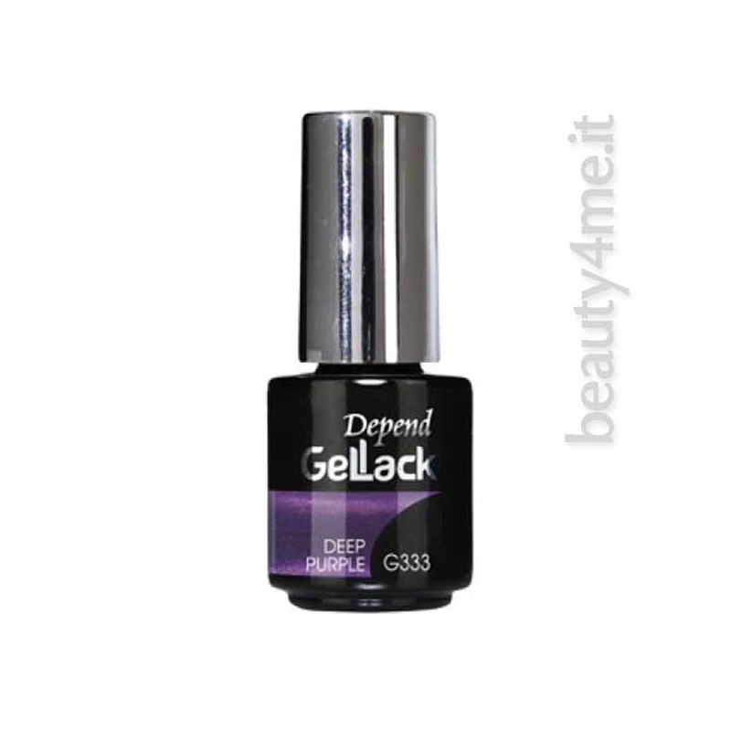 beauty4me Depend GelLack colore G333 smalto semipermanente