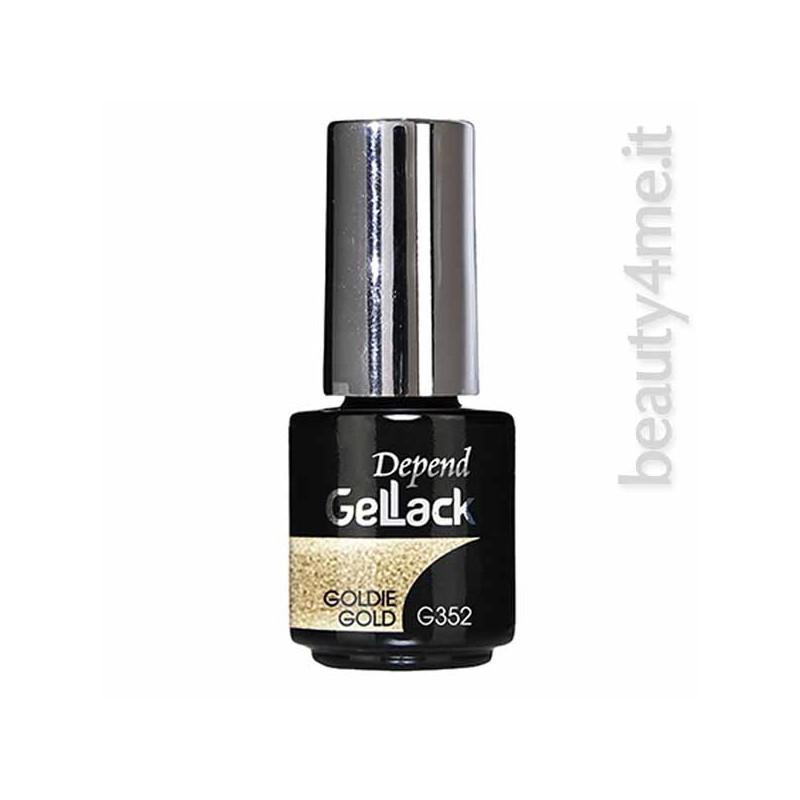 beauty4me Depend GelLack colore G352 smalto semipermanente