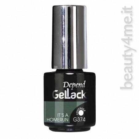 beauty4me Depend GelLack colore G374 smalto semipermanente
