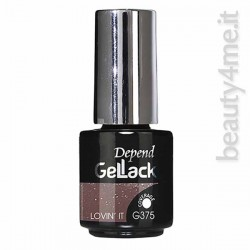 beauty4me Depend GelLack colore G375 smalto semipermanente