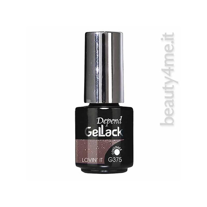 beauty4me Depend GelLack colore G375 smalto semipermanente