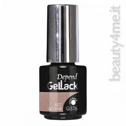 beauty4me Depend GelLack colore G376 smalto semipermanente