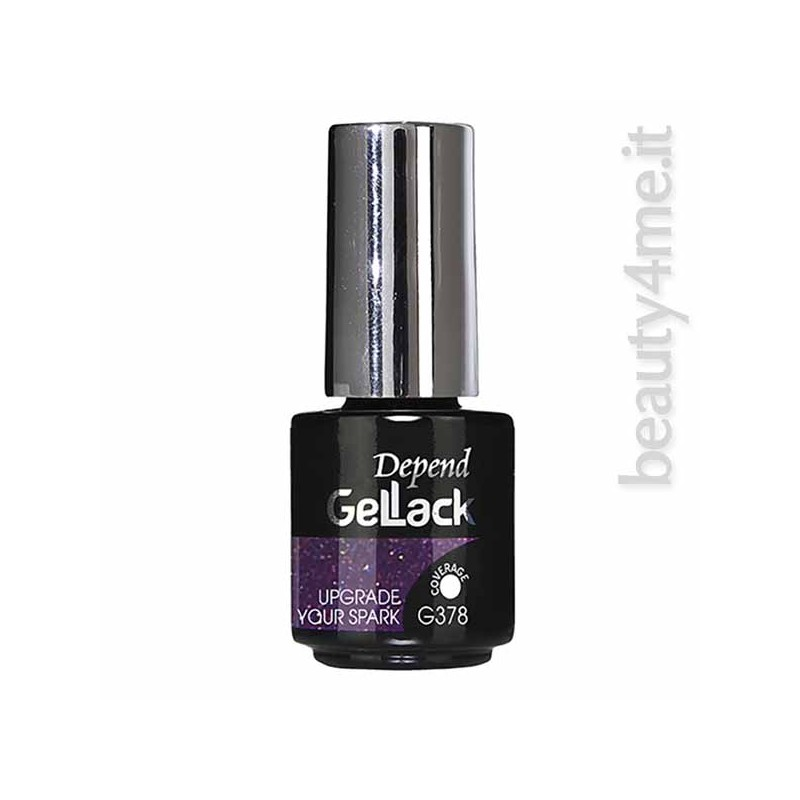 beauty4me Depend GelLack colore G378 smalto semipermanente