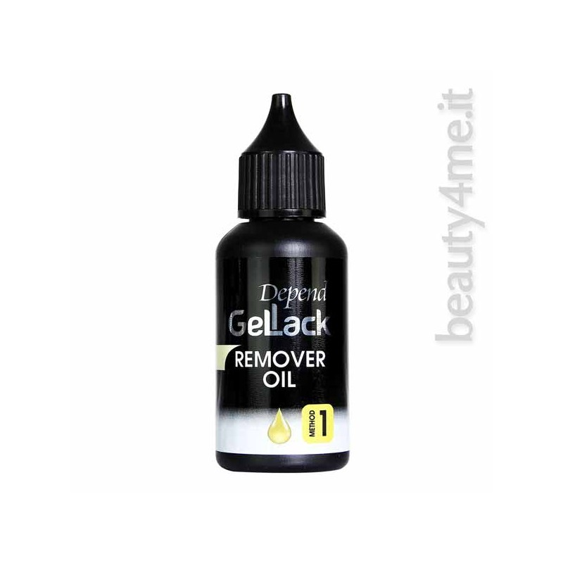 Beauty4me Depend Gellack Remover Oil pelli sensibili