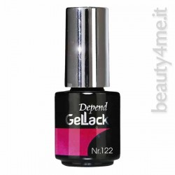 beauty4me Depend GelLack colore 122 smalto semipermanente