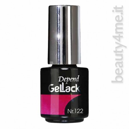 beauty4me Depend GelLack colore 122 smalto semipermanente