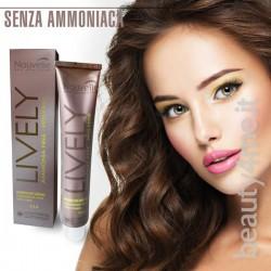 Beauty4me Colore Castano Dorato Cioccolato 4.3 Nouvelle Lively