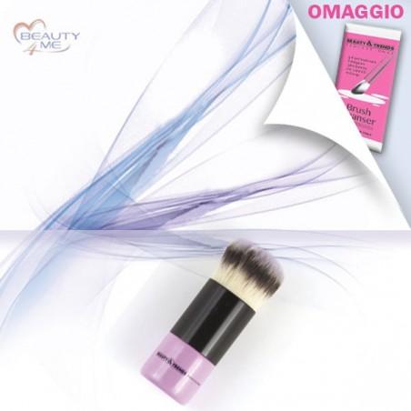 Pennello corto punta tonda Beauty & Trend's