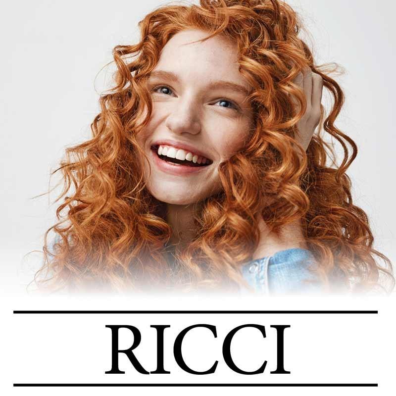 Soluzioni per capelli ricci
