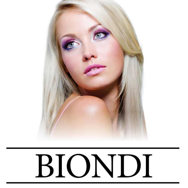 Soluzioni per capelli biondi