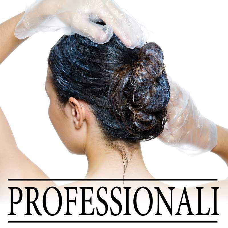 colorazione capelli professionale